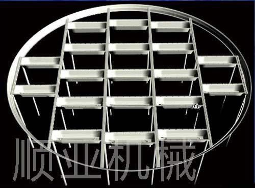 不锈钢井字型内浮盘